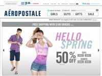 Интернет-магазин Aeropostale.com