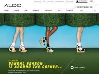 Интернет-магазин Aldoshoes.com