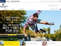 Интернет-магазин AmericanEagle.com