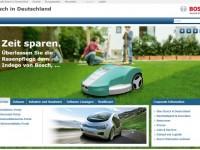 Интернет-магазин Bosch-eshop.com