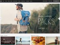 Интернет-магазин Burton.com