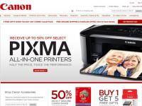 Интернет-магазин Canon.com