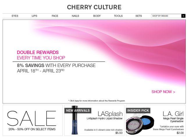 Интернет-магазин Cherryculture.com