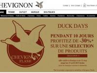 Интернет-магазин Chevignon.com