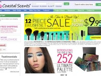 Интернет-магазин Coastalscents.com