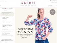 Интернет-магазин Esprit.co.uk