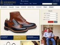 Интернет-магазин Herringshoes.co.uk