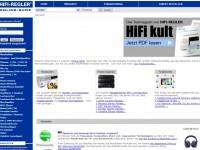 Интернет-магазин Hifi-regler.de