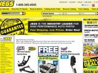 Интернет-магазин Jegs.com