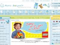 Интернет-магазин Maxis-babywelt.de