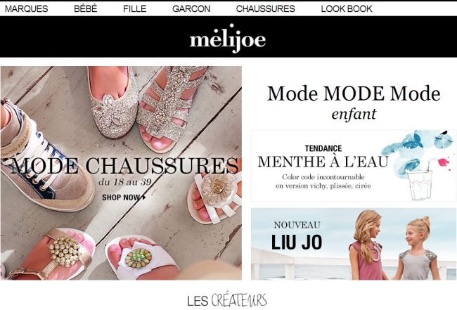 Интернет-магазин Melijoe.com