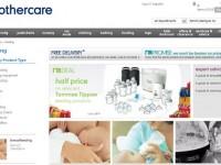 Интернет-магазин Mothercare.de