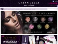 Интернет-магазин Urbandecay.com