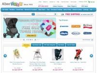Интернет-магазин Albeebaby.com