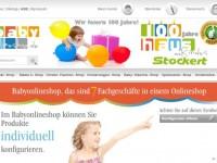Интернет-магазин Babyonlineshop.de