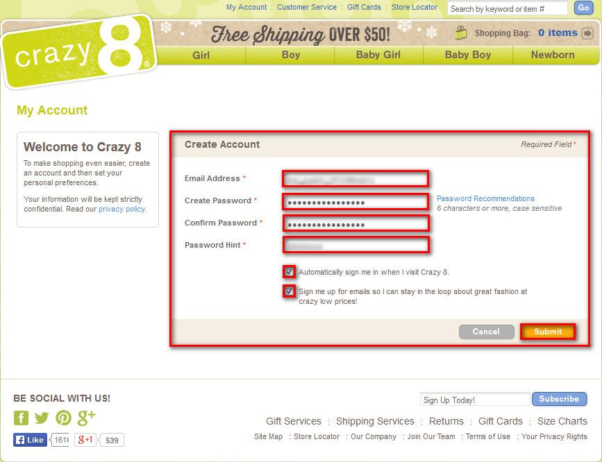 crazy8.com - 2