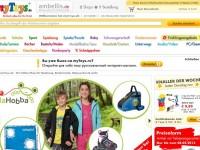 Интернет-магазин Mytoys.de