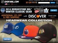 Интернет-магазин Shop.NHL.com