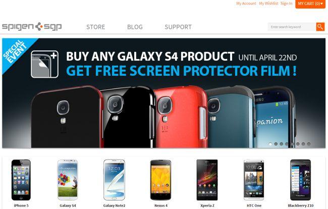 Интернет-магазин Sgpstore.com