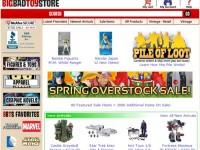 Интернет-магазин Bigbadtoystore.com