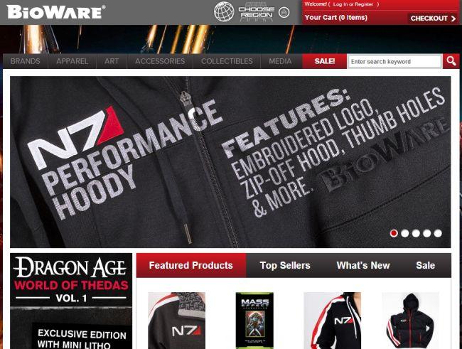 Интернет-магазин Biowarestore.com