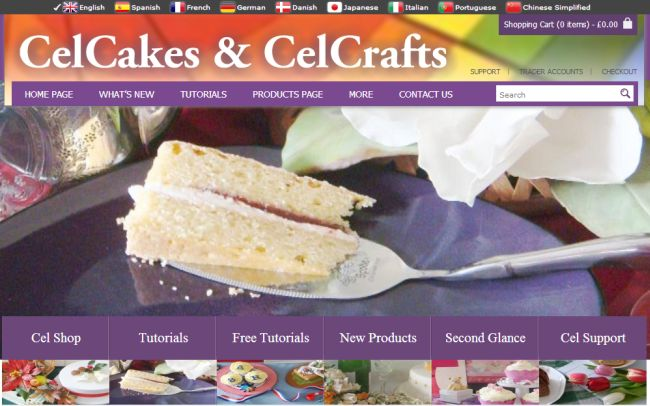 Интернет-магазин Celcrafts.com