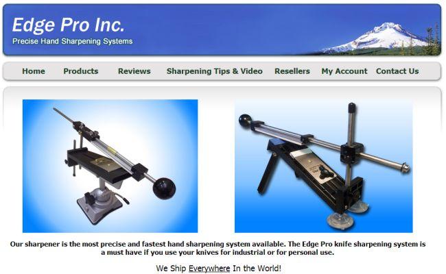 Интернет-магазин Edgeproinc.com