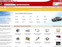 Интернет-магазин Hondapartsnow.com