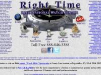 Интернет-магазин Righttime.com