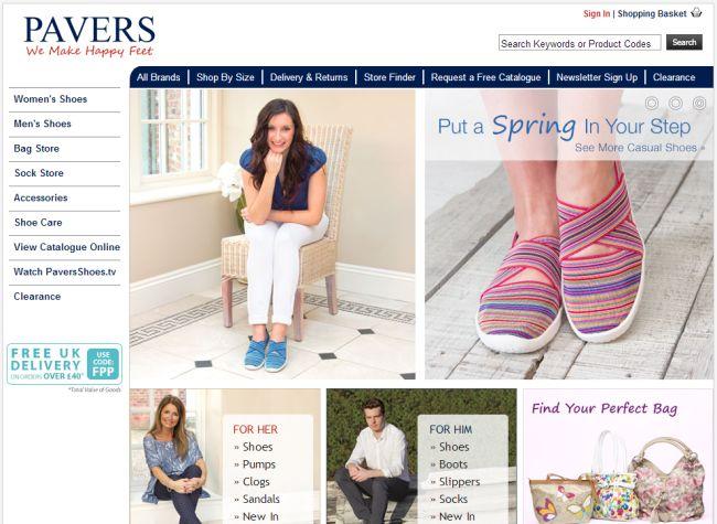 Интернет-магазин Shoe-shop.com