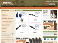 Интернет-магазин Swfa.com