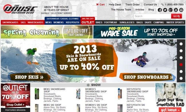 Интернет-магазин The-house.com