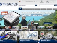 Интернет-магазин Wunderlich.de