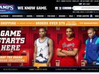 Интернет-магазин Champssports.com