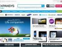 Интернет-магазин Expansys.com