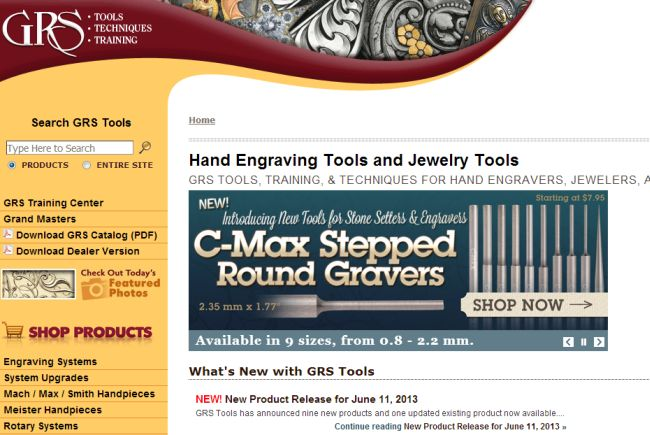 Интернет-магазин Grstools.com