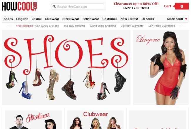 Интернет-магазин Howcool.com