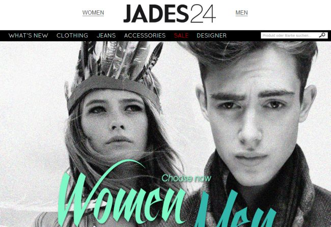 Интернет-магазин Jades24.com