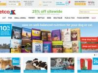 Интернет-магазин Petco.com