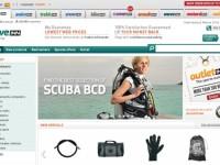 Интернет-магазин Scubastore.com
