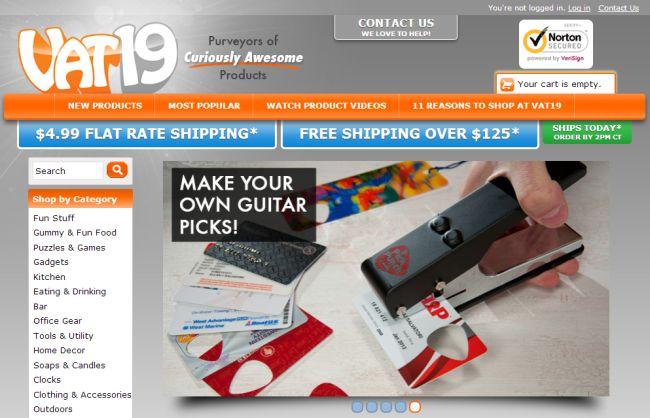 Интернет-магазин Vat19.com