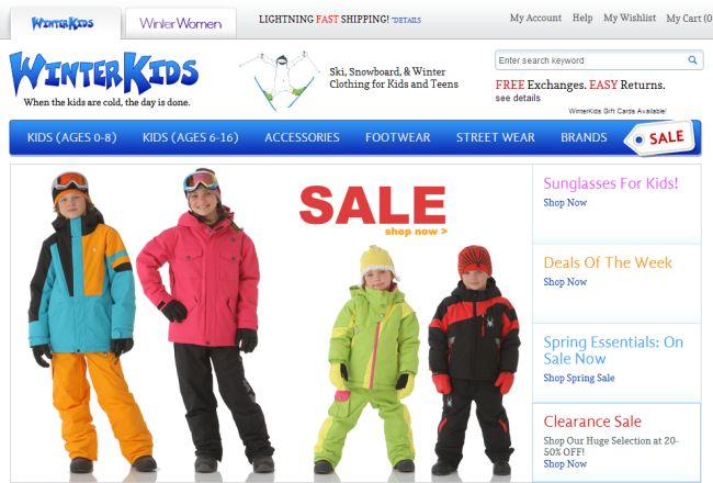 Интернет сайт одежды с доставкой в россию