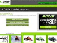 Интернет-магазин Arcticcatpartshouse.com