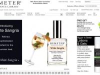 Интернет-магазин Demeterfragrance.com