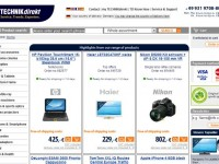 Интернет-магазин Technikdirekt.de