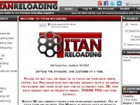 Интернет-магазин Titanreloading.com