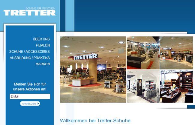 Интернет-магазин Tretter.com