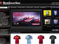Интернет-магазин Worldsoccershop.com
