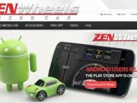 Интернет-магазин Zenwheels.com