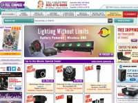 Интернет-магазин Fullcompass.com